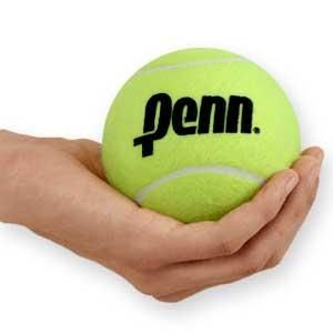 WANTED:  Sean Penn's other ball for birthday present.