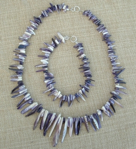 Show me the wampum! Get your bling (see above) on...