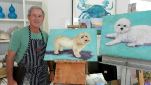 Juror No. 3 says he needed to take a creative break from painting before moving on to his kitten series
